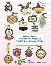 Turf Club Membership Badges