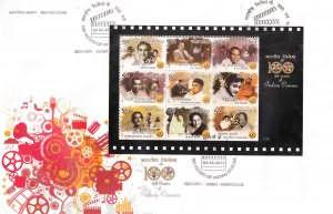 100 Years of Indian Cinema - 1-6