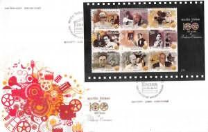100 Years of Indian Cinema - 2-6