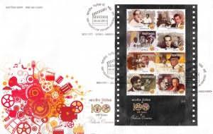 100 Years of Indian Cinema - 4-6