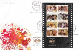 100 Years of Indian Cinema - 5-6