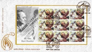 Indian Musicians - Ravi Shankar