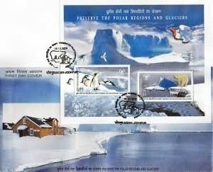 Preserve the Polar Regions and Glaciers