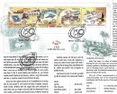 150 Years of India Post (Postage Stamp)