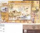 Indipex 2011 - 100 Years of Airmail Commemorating - 100 Years of Allahabad - Naini Flight