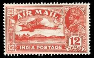 Air Mail Series - KG-V