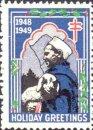 Man and a lamb