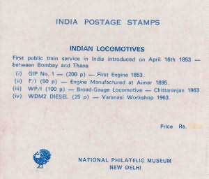 Indian Locomotives
